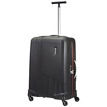 Buy Samsonite X-Pertiz 4-Wheel Medium Suitcase, Black Online at johnlewis.com
