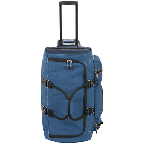 Buy Antler Urbanite Mega Double Decker 2-Wheel Holdall, Navy Online at johnlewis.com