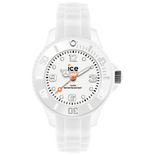 Buy Ice-Watch Unisex Mini Silicone Strap Watch Online at johnlewis.com