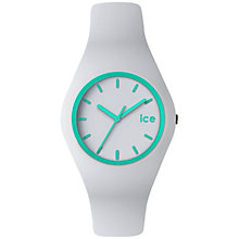 Buy Ice-Watch Ice-Crazy Unisex Silicone Strap Watch Online at johnlewis.com