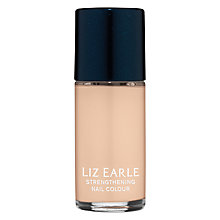 Buy Liz Earle Strengthening Nail Colour, 12ml Online at johnlewis.com