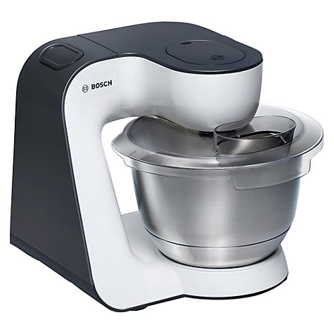 Buy Bosch MUM52120GB Styline Food Mixer, White Online at johnlewis.com