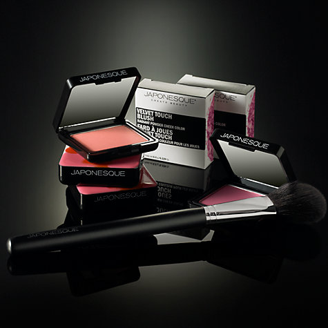 Buy JAPONESQUE® Velvet Touch Blush, Shade 1 Online at johnlewis.com