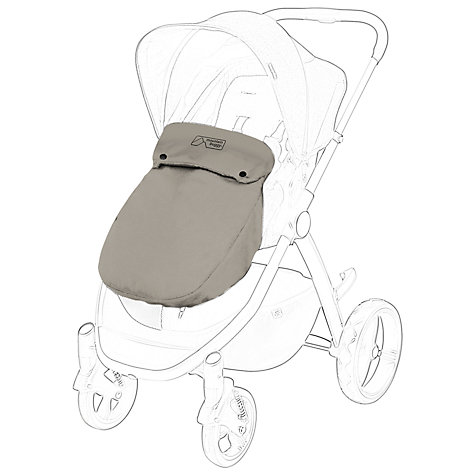 Buy Mountain Buggy Cosmopolitan Cosy Toes, Stone Online at johnlewis.com