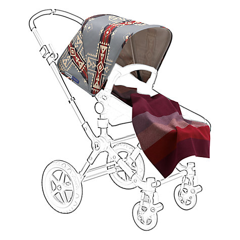 Buy Bugaboo Cameleon3 Pendleton Accessories Set, Crossroads Online at johnlewis.com