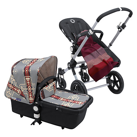 Buy Bugaboo Cameleon 3 Pendleton Accessories Set, Crossroads Online at johnlewis.com