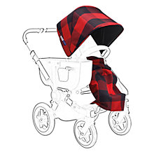 Buy Bugaboo Donkey Pendleton Accessories Set, Rob Roy Online at johnlewis.com
