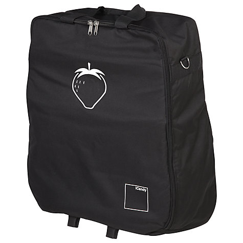 Buy iCandy Travel Bag, Strawberry Online at johnlewis.com