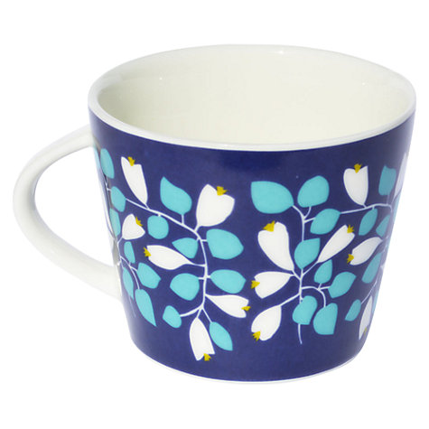 Buy Scion Rosehip Mug, 0.35L, Indigo Online at johnlewis.com