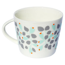 Buy Scion Rosehip Mug, 0.35L, Orange & Duck Egg Online at johnlewis.com