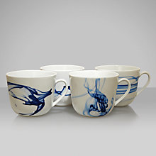 Buy LSA Cirro Mugs, Set of 4 Online at johnlewis.com