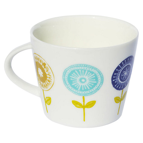 Buy Scion Lollipop Mug, 0.35L, Indigo Online at johnlewis.com