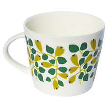 Buy Scion Rosehip Mug, 0.35L, Lime Online at johnlewis.com
