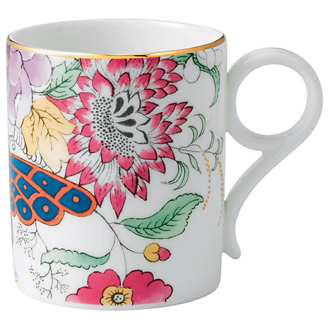 Buy Wedgwood Archive Collection Floral Bouquet Mug Online at johnlewis.com