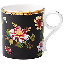 Buy Wedgwood Archive Collection Velvet Peony Mug Online at johnlewis.com