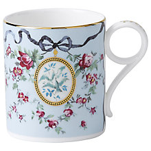 Buy Wedgwood Archive Collection Ribbon and Wild Rose Mug Online at johnlewis.com