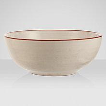Buy John Lewis Al Fresco Salad Bowl, Dia.28cm Online at johnlewis.com
