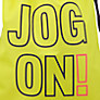 Buy John Lewis Jog On Gymsack, Sulphur Online at johnlewis.com