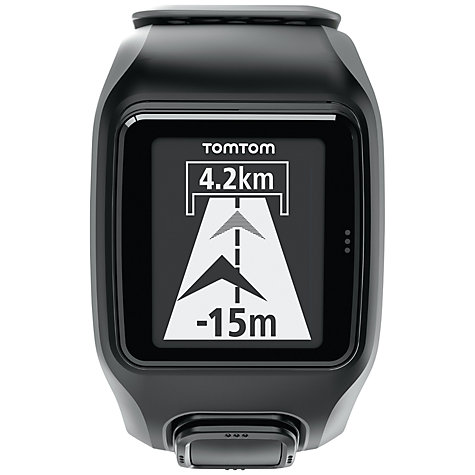 Buy TomTom Multi-Sport GPS Watch Online at johnlewis.com