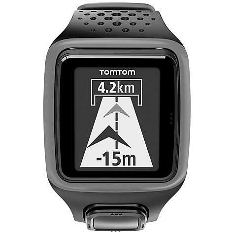 Buy TomTom Runner GPS Watch Online at johnlewis.com
