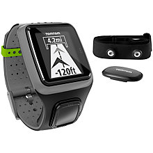 Buy TomTom Runner HRM GPS Watch Online at johnlewis.com