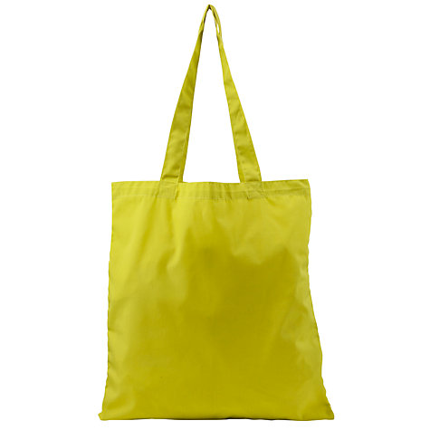 Buy John Lewis Inner Calm Yoga Bag, Sulphur Online at johnlewis.com