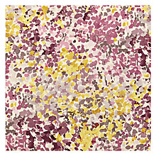 Buy John Lewis Confetti Curtain, Mulberry Online at johnlewis.com