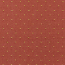 Buy John Lewis Maleeha Spot Curtain, Russet Online at johnlewis.com