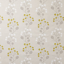 Buy John Lewis Seedlings Curtain, Fennel Online at johnlewis.com