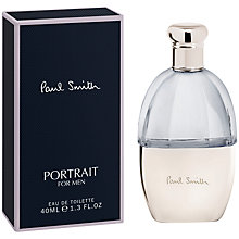 Buy Paul Smith Portrait For Men Eau de Toilette Online at johnlewis.com
