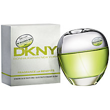 Buy DKNY Be Delicious Skin Eau de Toilette, 100ml Online at johnlewis.com