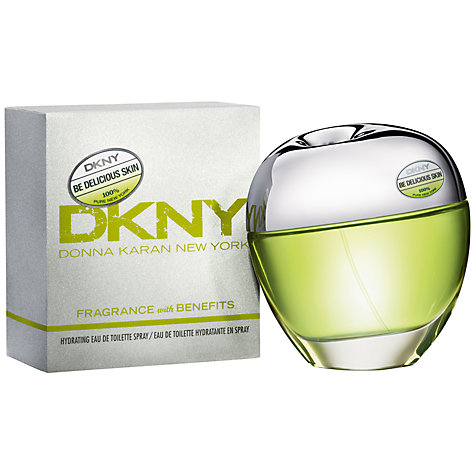 Buy DKNY Be Delicious Perfume, 50ml Online at johnlewis.com