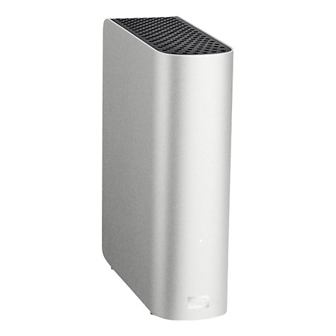 Buy WD My Book Studio External Hard Drive USB 3.0, 2TB Online at johnlewis.com