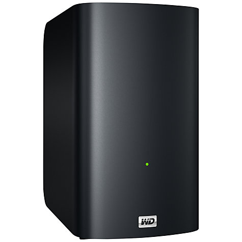 Buy WD My Book Live Duo Personal Cloud Storage, Dual Network Attached Storage Drives, 8TB Online at johnlewis.com