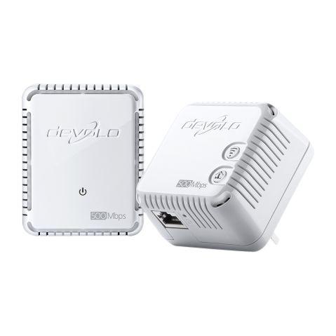 Devolo Devolo dLAN 500 Wi-Fi Powerline Starter Kit