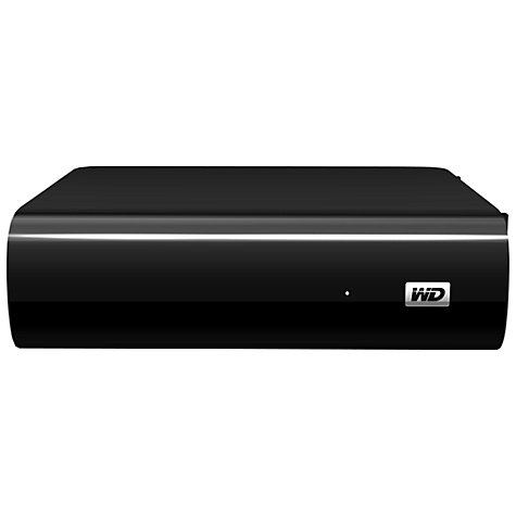 Buy WD My Book AV-TV, External Hard Drive for Recordable TVs, 2TB Online at johnlewis.com