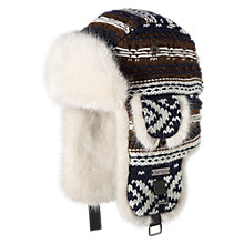 Buy Barts Kamikaze Knitted Hat Online at johnlewis.com