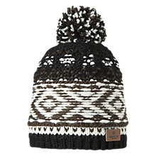 Buy Barts Fedde Fair Isle Beanie Online at johnlewis.com