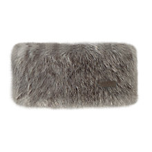 Buy Barts Fur Headband, One Size Online at johnlewis.com