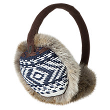 Buy Barts Kylie Earmuffs, Brown Online at johnlewis.com
