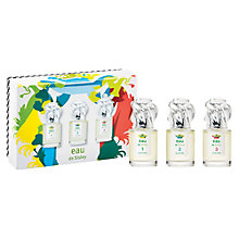 Buy Sisley Eau De Sisley Eau de Toilette Fragrance Gift Set, 3 x 30ml Online at johnlewis.com