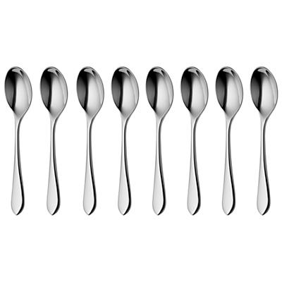 Robert Welch Norton Coffee Spoons, Set of 8