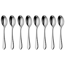 Buy Robert Welch Norton Coffee Spoons, Set of 8 Online at johnlewis.com