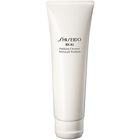 Buy Shiseido Ibuki Purifying Cleanser, 125 ml Online at johnlewis.com