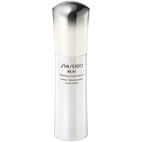 Buy Shiseido Ibuki Softening Concentrate, 75 ml Online at johnlewis.com