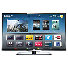 "Buy Philips 32PFL3208 LED HD Ready Smart TV, 32"" with Freeview HD Online at johnlewis.com"