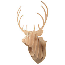 Buy Docrafts Xcut Die Cut 3D Stag Head Online at johnlewis.com