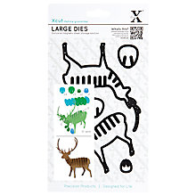 Buy Docrafts Xcut Die Cut 3D Stag Online at johnlewis.com