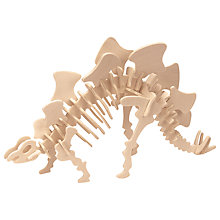 Buy Professor Puzzle Styracosaurus Construction Kit Online at johnlewis.com