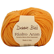 Buy Debbie Bliss Rialto Aran Yarn Online at johnlewis.com